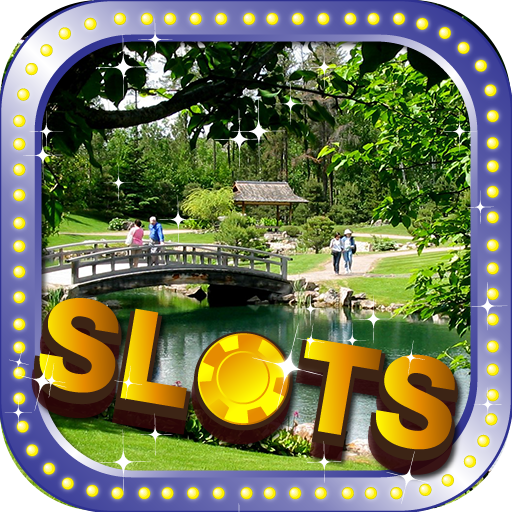 Penny Slots Online : Garden Above Edition - Slot Machine With Bonus Payout - Robinson Singapore
