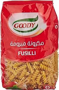 معكرونة مبرومة من القمح فوسيلي من جودي، 500 غرام