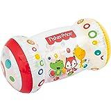 Bestway - Rouleau d'éveil gonflable pour bébés Fisher Price 64 x 33 cm