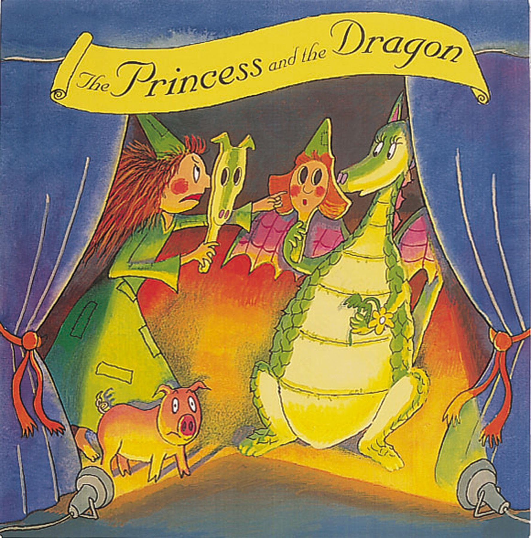 Read Online The Princess and the Dragon PDF