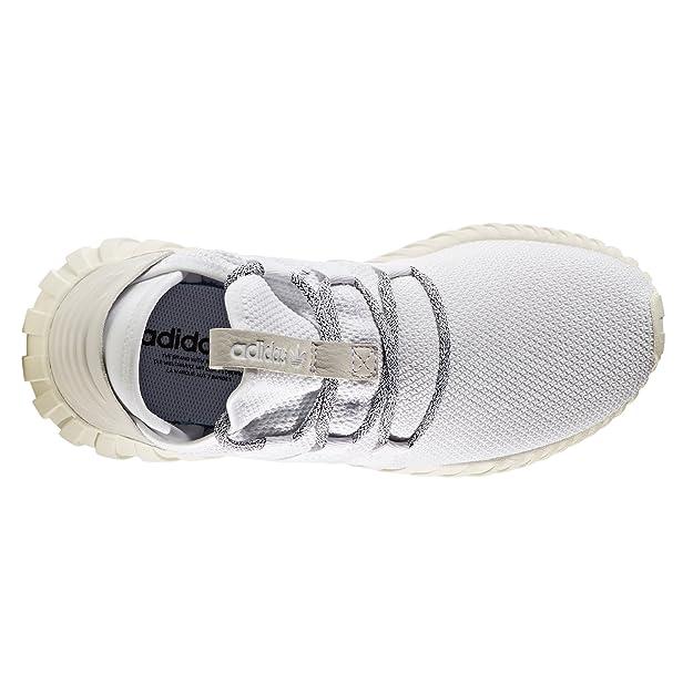 Tubular Dawn BZ0626. Zapatillas para Mujer Blancas, cómodas