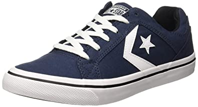 bdda662acc6 Converse Men s Navy White Sneakers - 9 UK India (42.5 EU)(155065C ...