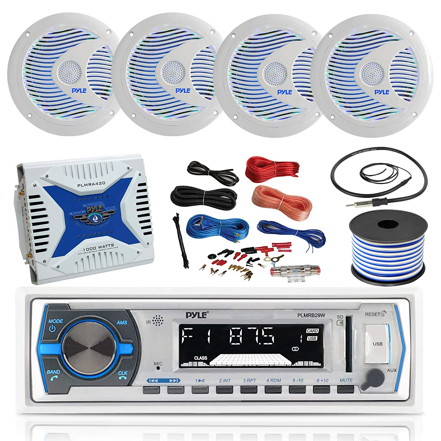 Wiring 4 Speakers On A Receiver Along With How To Wire 4 Speakers To A