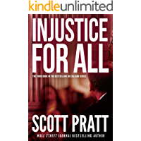 Injustice For All (Joe Dillard Series Book 3)