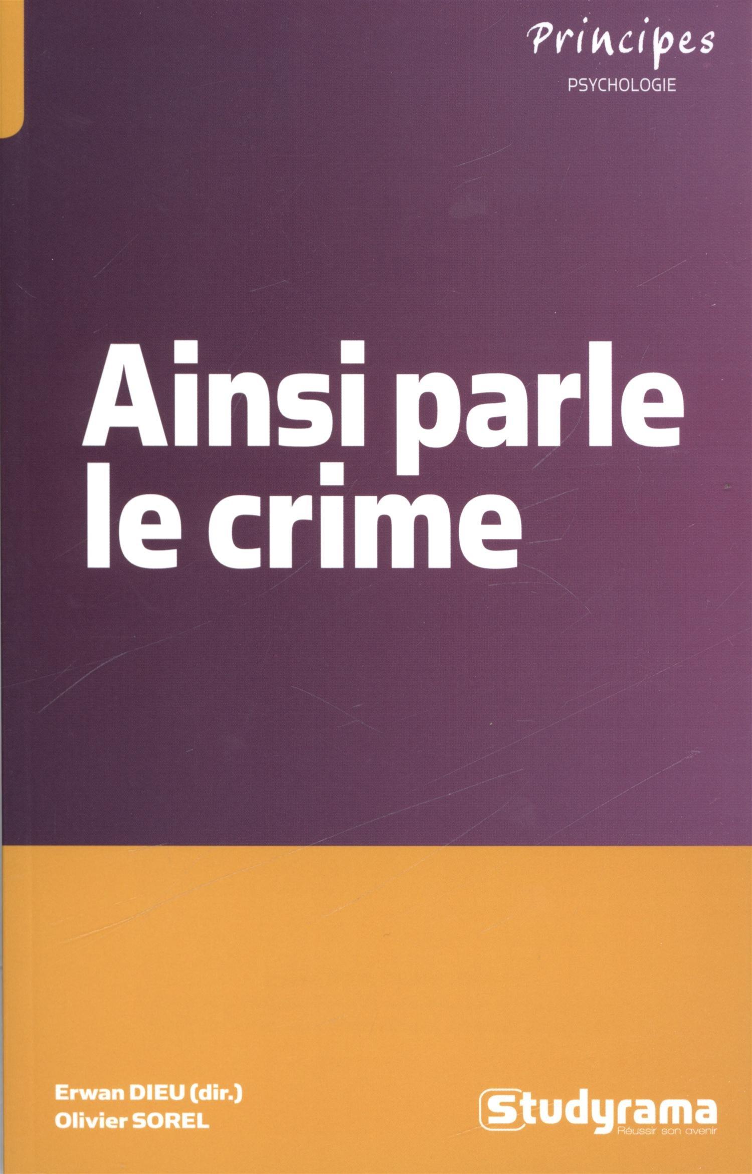 """Résultat de recherche d'images pour """"l'interprétation du crime"""""""