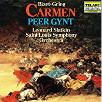 Bizet: Carmen Suite / Grieg: Peer Gynt Suites