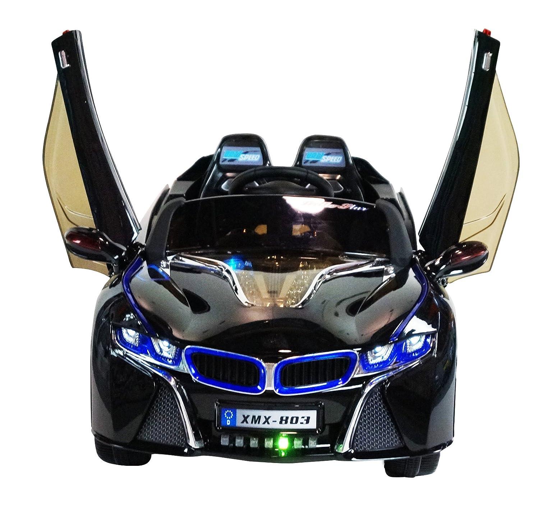 Amazon.com: BMW i8 estilo Premium MP3 de 12 voltios ...