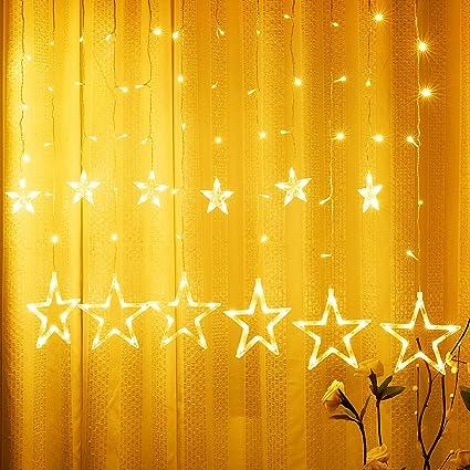 luces de estrellas led