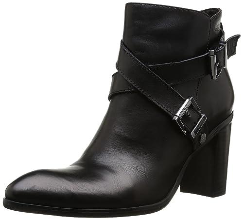 Jb Martin Mercure - Botines para mujer, color negro - noir (veau lima noir), talla 39.5: Amazon.es: Zapatos y complementos