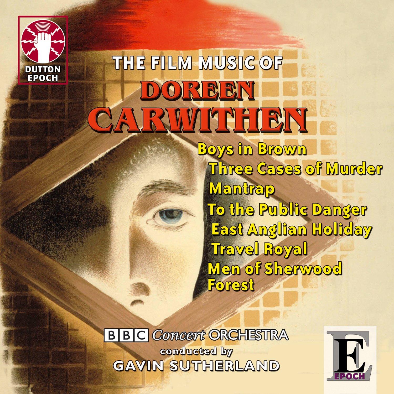 Carwithen: Film Music by Dutton Laboratories