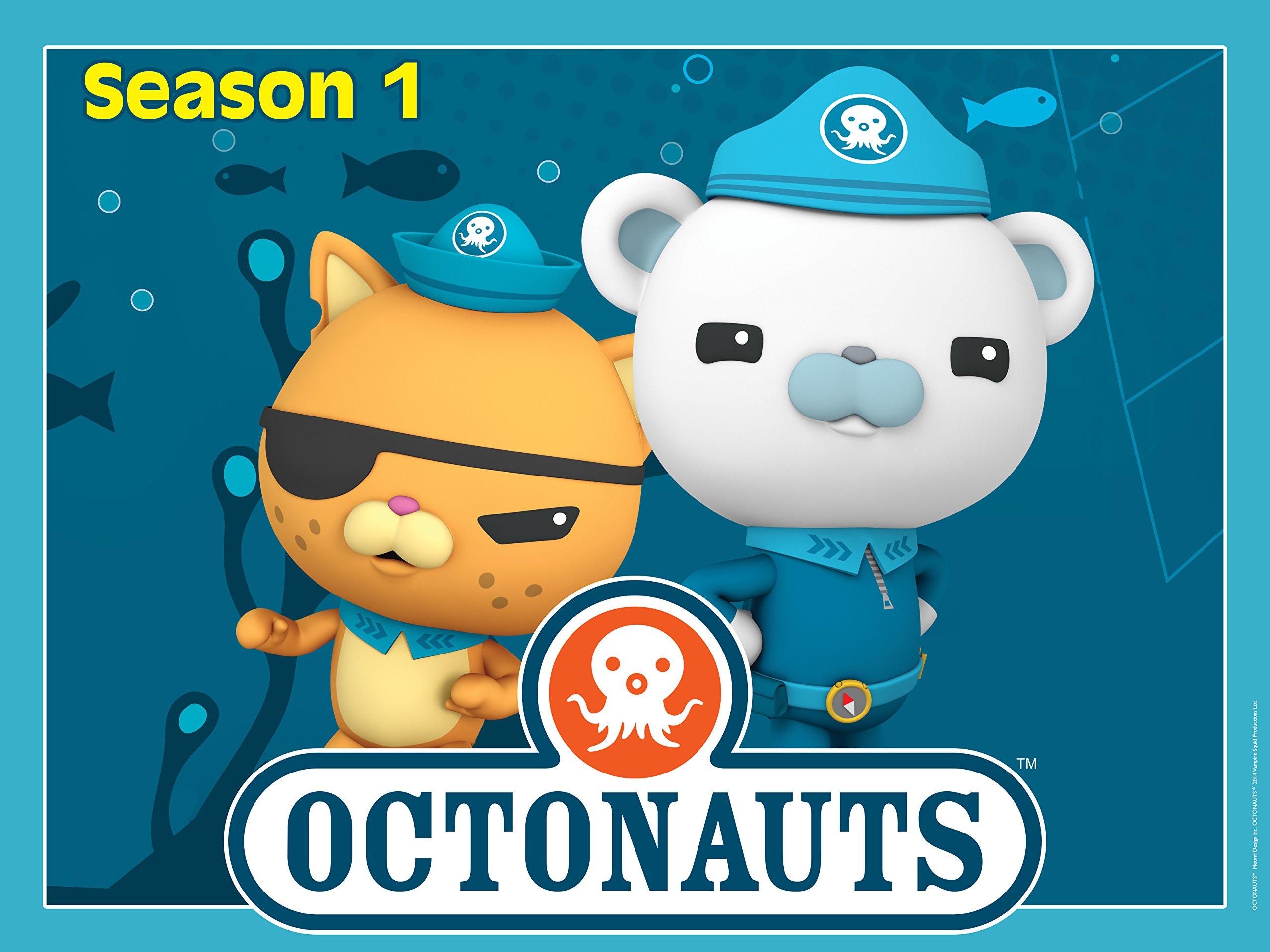Amazon.com: The Octonauts Season 1: Amazon Digital Services LLC