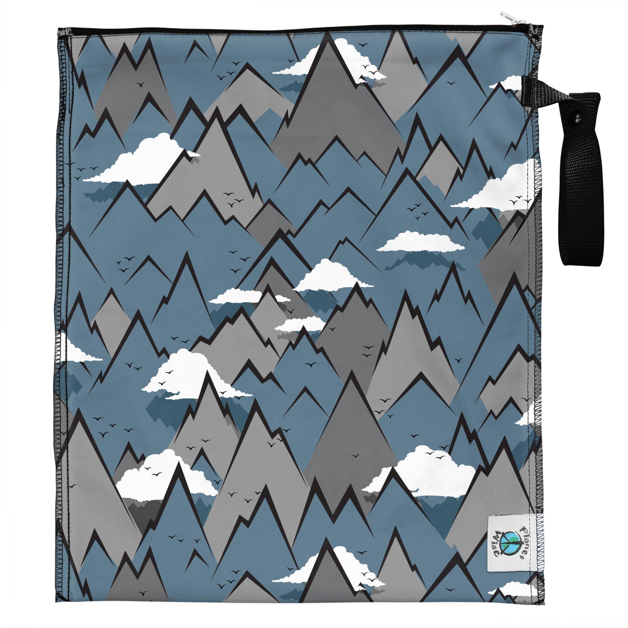 Planet Wise Medium Lite Wet Bag, Summit by Planet Wise