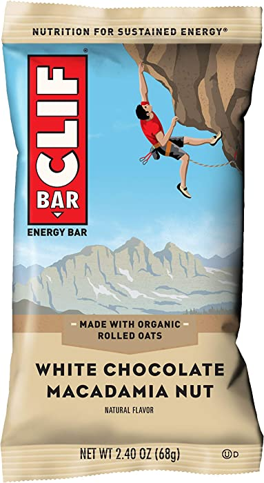Top 6 Clifbar Energy Food