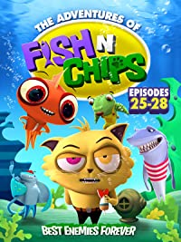Fish N Chips Episodes 25 28 product image