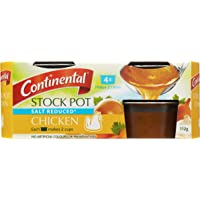 Continental Stock Pot Chicken Salt Reduced 4 Serves 112g