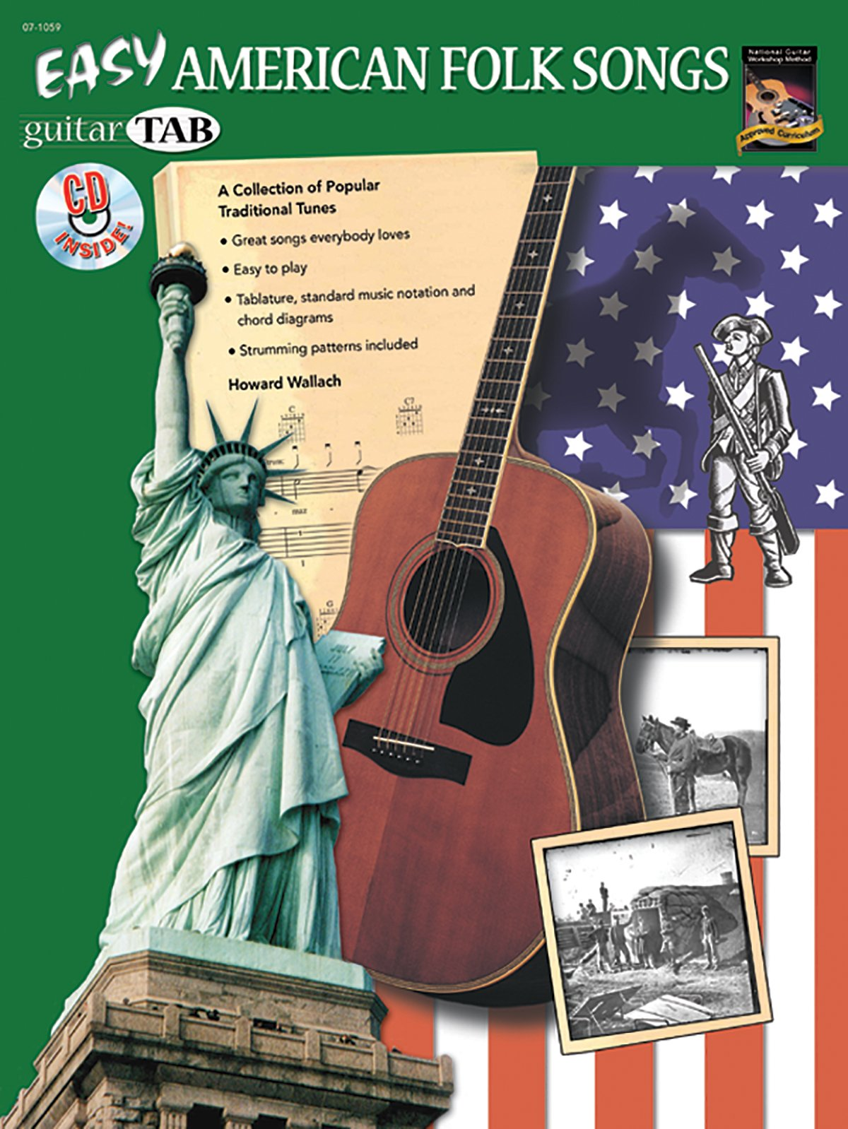 Amazon Easy American Folk Songs A Collection Of Popular