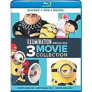 Illumination Presents: 3-Movie Collection Despicable Me / Despicable Me 2 / Despicable Me 3