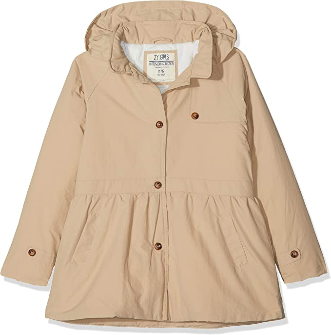 ZIPPY Girls Chaqueta Coat