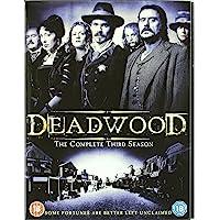 Deadwood - Season 3 [Import anglais]