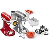 KitchenAid 5KSMFPPC Attachment set batidora y accesorio para mezclar alimentos - Accesorio procesador de alimentos (