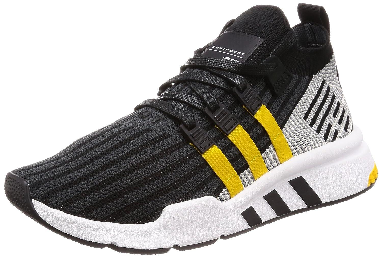 adidas Zapatillas EQT Support Mid Negro 9|Core Black-eqt Yellow-footwear White