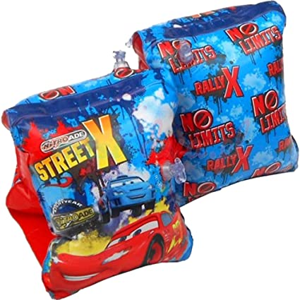 Amazon.com: Los niños de Disney Cars streetx inflateable ...