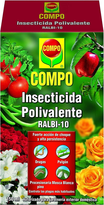 Compo 1103502011 Insecticida polivalente, 16x6x6 cm: Amazon.es: Jardín