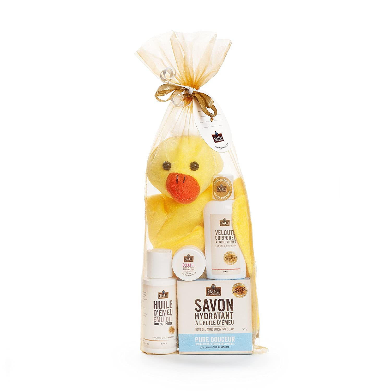 Emeu Charlevoix Emu Oil Mom and Baby Care Kit 1 Count EMEUCHARLEVOIX