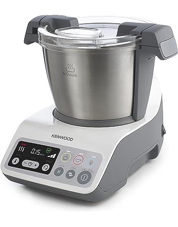 Kenwood kCook Robot de Cocina, diseño Compacto, hasta 4 comensales, Bol de 1.5