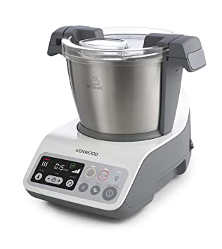 Amazon.de: Kenwood kCook CCC200WH Kompakt-Küchenmaschine mit ...