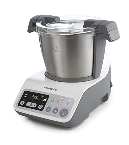 Amazon.De: Kenwood Kcook Ccc200Wh Kompakt-Küchenmaschine Mit