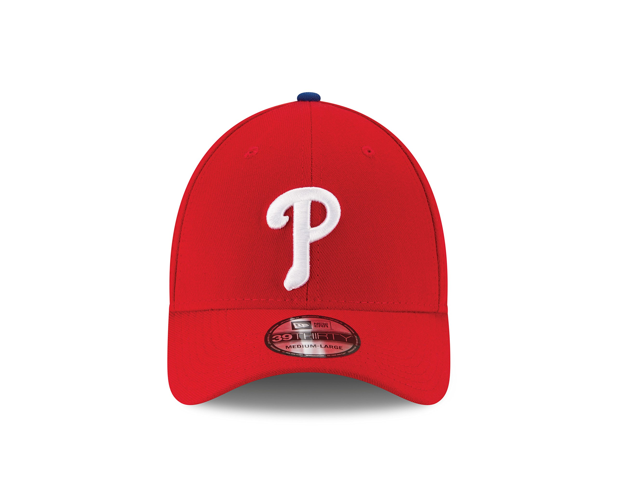 new styles ed7cb c430d MLB Philadelphia Phillies Team Classic Game 39Thirty Stretch Fit Cap, Red,  Medium Large - 10975800   Caps   Hats   Sports   Outdoors - tibs