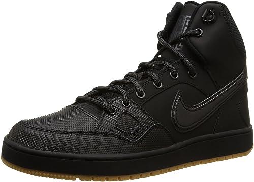 sobresalir Estación de policía Mathis  Nike Son Of Force Mid Winter, Men's Basketball Shoes, Black / Grey / Brown ( Black / Blk-Anthrct-Gm Lght Brwn), 6 UK (39 EU): Amazon.co.uk: Shoes & Bags