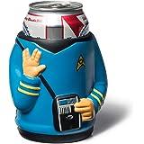 BigMouth Inc Star Trek Spock Drink Kooler, Blue