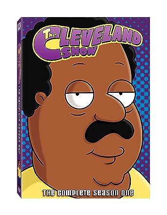 Amazoncom The Cleveland Show Season 1 Mike Henry Sanaa Lathan