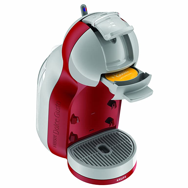 NESCAFE Dolce Gusto Mini Me Automatic Coffee Machine Grey by Krups ...