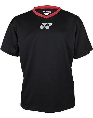 b48b9813 Yonex YT1000EX Mens Tee T-Shirt Various Colours Breathable Comfortable  V-neck polyester t