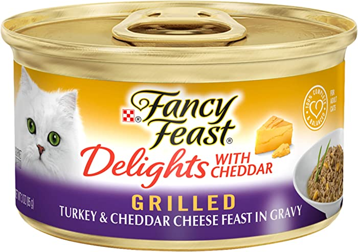 Top 10 Fancy Feast Chunky Turkey Cat Food