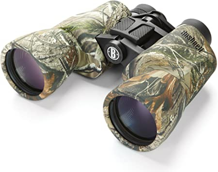 Bushnell Powerview 10x50 Porro Camo Standard Instafocus Kamera