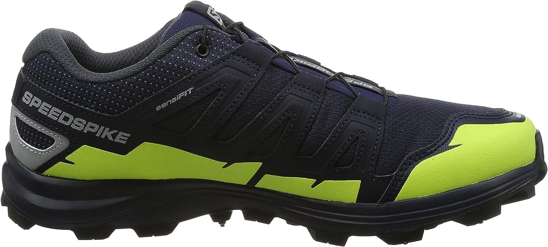SALOMON Speedspike CS, Zapatillas de Running Hombre, 30 EU: Amazon.es: Zapatos y complementos