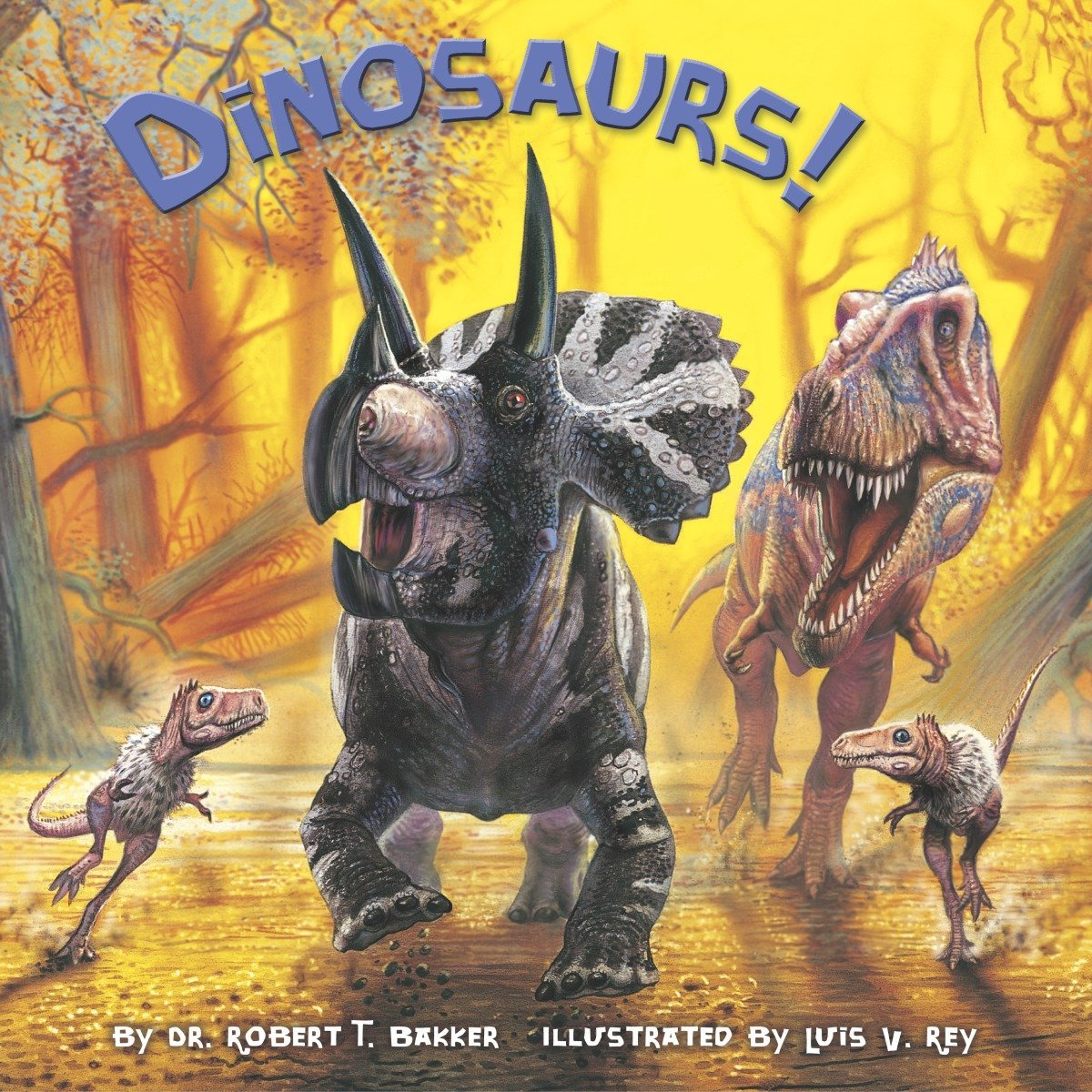 Read Online Dinosaurs! (Pictureback(R)) ebook