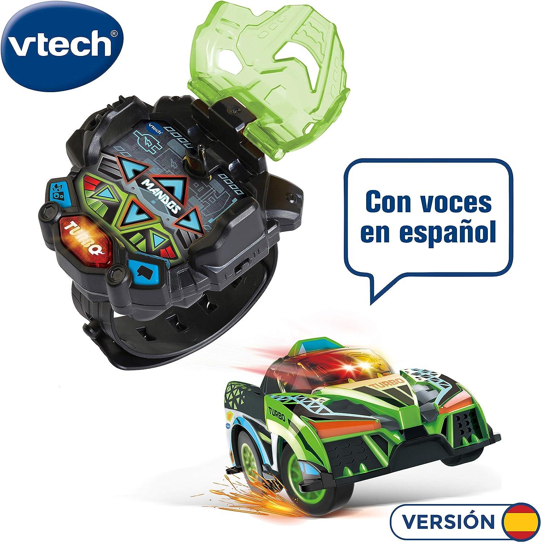 VTech 197603/Turbo Force Racer/ /Jaune Preschool Jouet