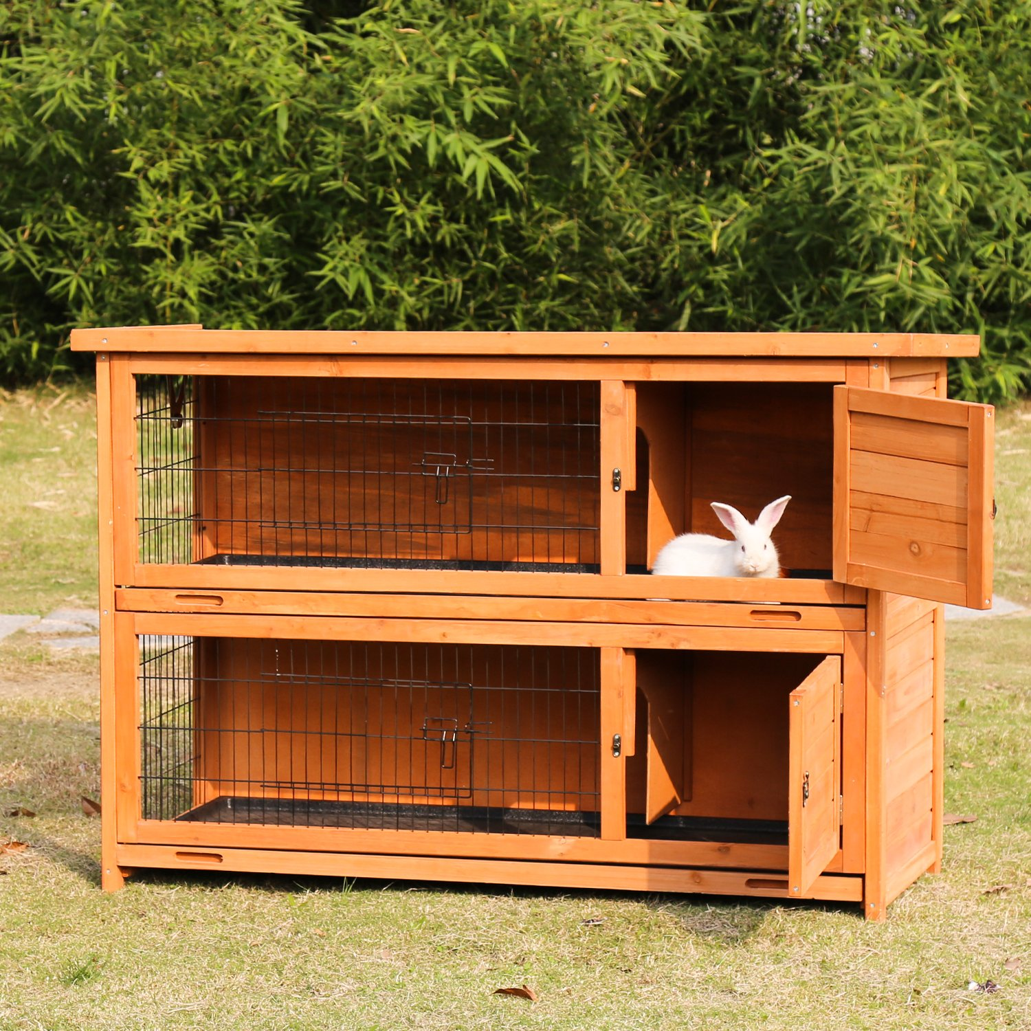 your dsc estates cage under hutch handmade bunny to hutches blurbs sale bun rabbit how a for build