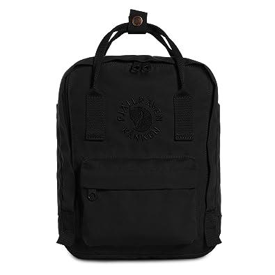 5e21e8593 Fjällräven Re-Kånken Mini Kinder Backpack,Black,13 x 20 x 29 cm ...