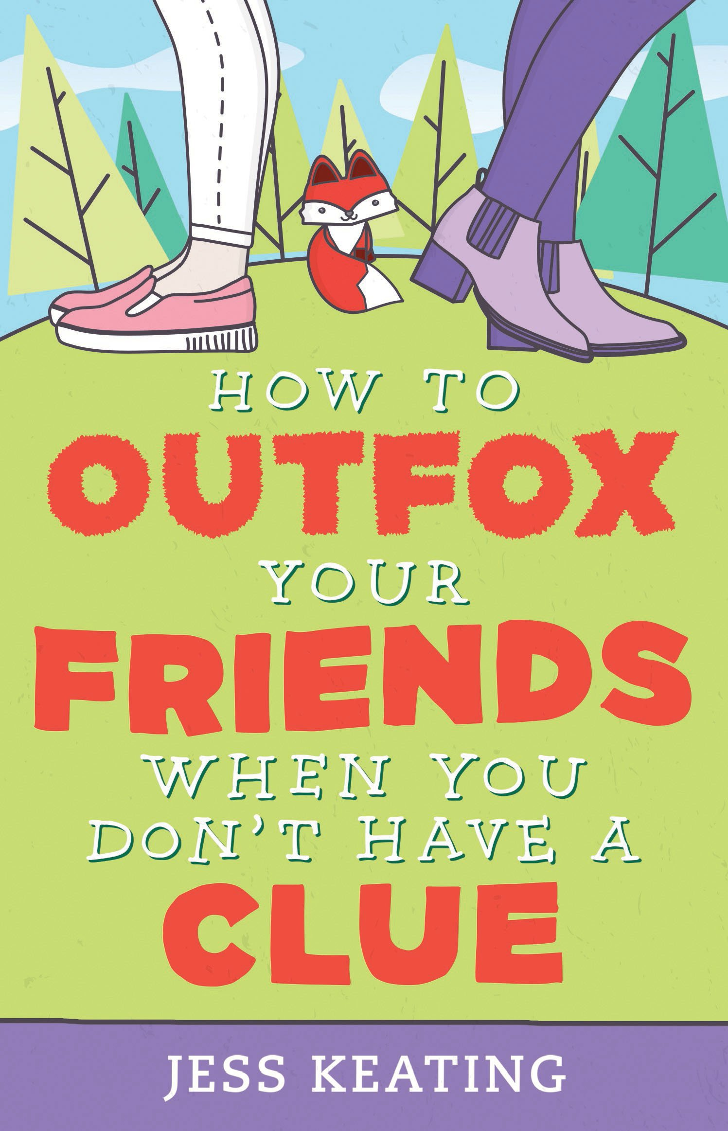 Download How to Outfox Your Friends When You Don't Have a Clue (My Life Is a Zoo) ebook