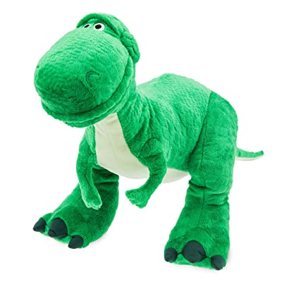 Disney Rex Plush - Toy Story 4 - Medium - 14 Inch: Toys & Games