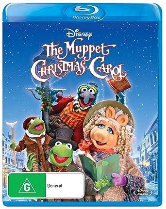 Muppet Christmas Carol Blu-Ray: Amazon.co.uk: Brian Henson: DVD ...