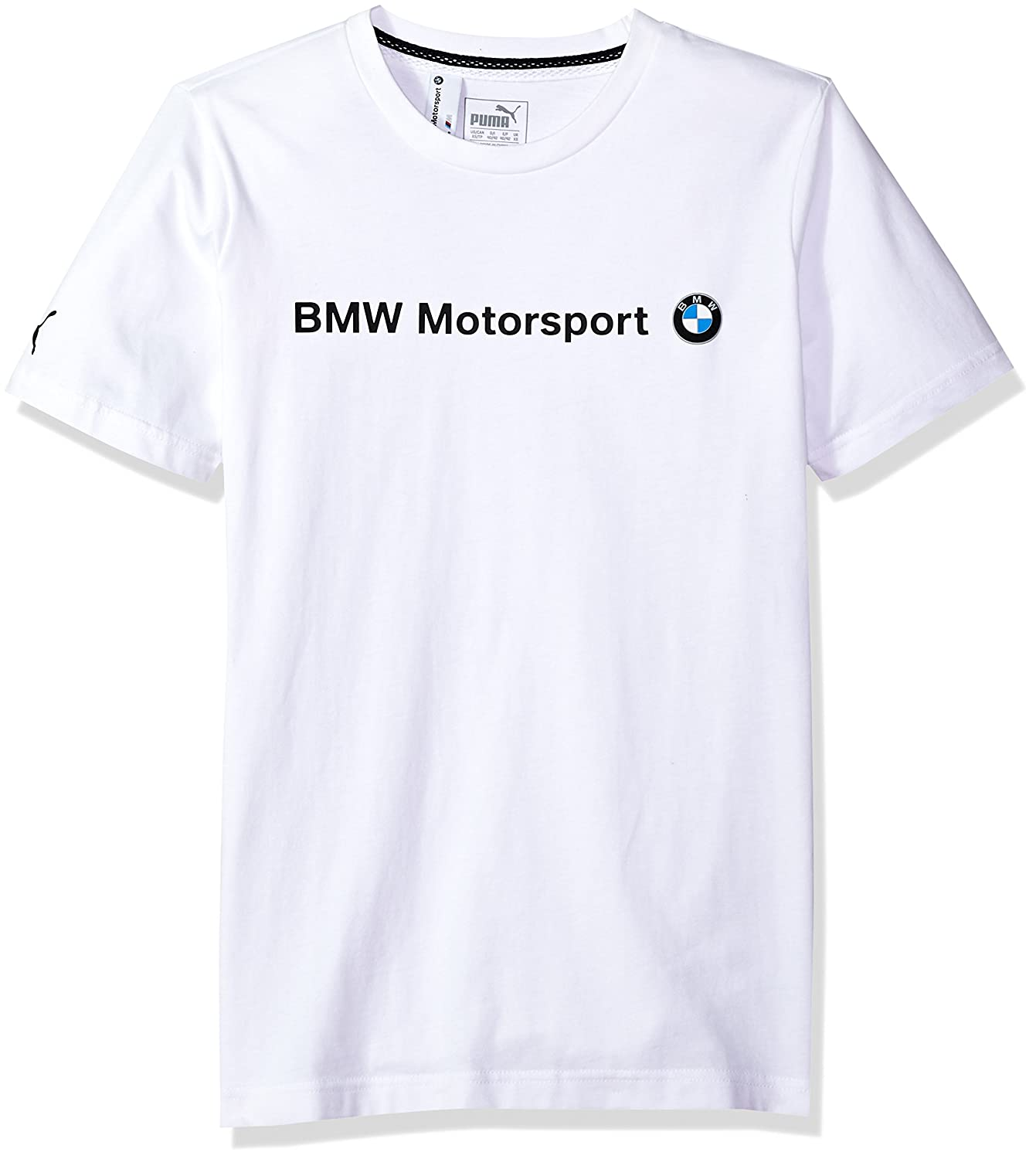 PUMA Mens BMW Motorsport Logo T-Shirt