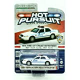 2008 FORD CROWN VICTORIA NYPD POLICE INTERCEPTOR / NEW YORK CITY POLICE DEPARTMENT * HOT PURSUIT SER