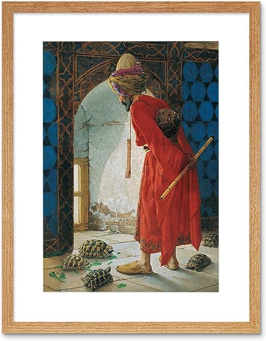 Eastern Art Print Osman Hamdi Bey 2